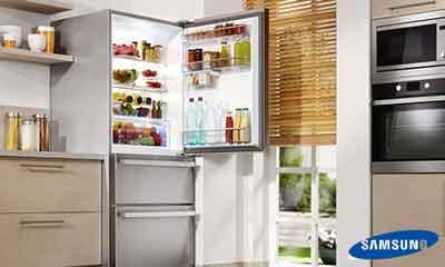 تسرب المياه من الثلاجة